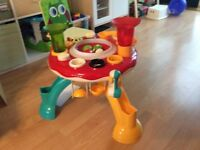 ELC lights and sounds table