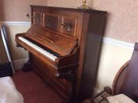 Upright Piano - quality German instrument