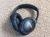 Bose soundlink Bluetooth headphones. RRP £200
