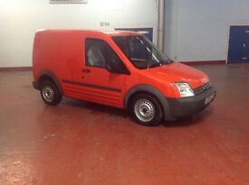 """2007/57 Ford Connect T200 1.8 TDCI Van """"FACELIFT-MODEL"""" Red"""