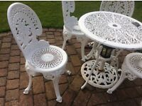 Wanted Garden Chairs
