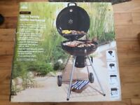 Charcoal Barbecue: 56cm diameter. Boxed and unused.