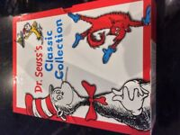 BOX SET OF DR SEUSS's BOOKS -CLASSIC COLLECTION -6 BOOKS- NEW