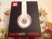 Beats solo Bluetooth wireless