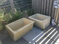 Large Garden Sink Planter