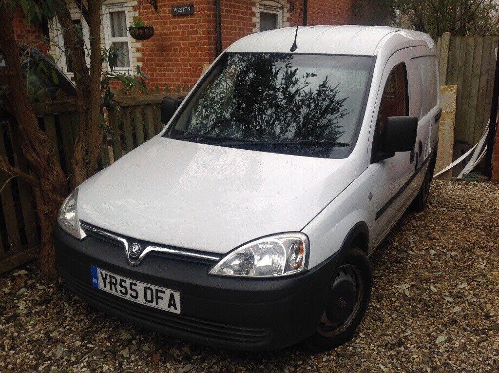 Vauxhall combo 1.3 Cdti