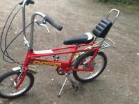 Chopper Raleigh bike