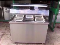 CATERING KITCHEN TAKEAWAY SHOP FASTFOOD BAIN MARIE RESTAURANT TAKEAWAY WARMING CABINET COMMERCIAL