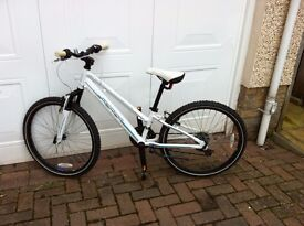 "Merida Dakar 24"" Girls Bike. Very good condition. £75"