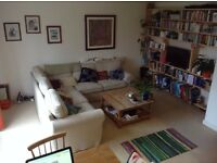 Short or long term let, sharing flat with friendly couple, 1 min from Tooting Bec tube. £650 pm