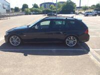 BMW 320D M SPORT AUTO TOURING ESTATE