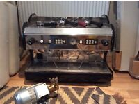 Commercial coffee machine Astoria 2 Group Fully Automatic Full working order
