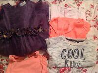 Bundle of girls clothe 6-7