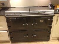 Everhot 120i range cooker