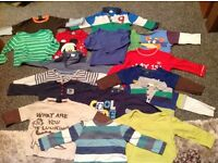 Huge Boys 12- 18 month bundle of clothes