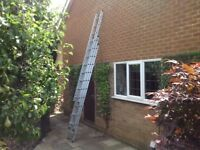 For Sale: Triple Extention ladder.