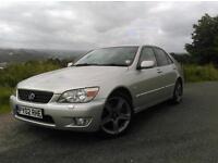 Lexus is200 sport 2002 90,000 miles