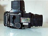 MAMIYA Pro-S Medium Format SLR CAMERA (120 film)