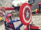 captian america bike