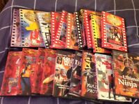 Over 200 Martial Arts/Kung Fu, Chinese/Japanese/Korean DVDs For Sale