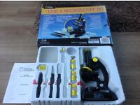National Geographic 1200 x Telescope Set