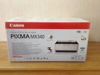 Canon PIXMA MX340 Inkjet Office Printer