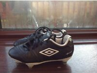Umbro Speciali football boots size 11 kids