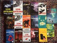 Finnish books Suomalaisia kirjoja
