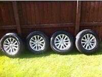 "Mitsubishi L200 Barbarian 17"" Alloy Wheels & Tyres £499"