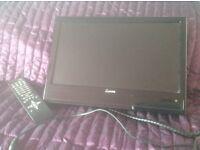 """Portable 15"""" tv"""