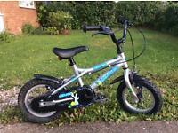 Dawes Blowfish 12inch boy or girls bike
