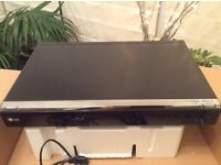 LD BD390 Blu-Ray player. Perfect condition. Great reviews. £250 when new