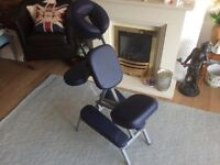 Massage chair, mobile