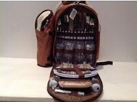 Picnic rucksack - unused