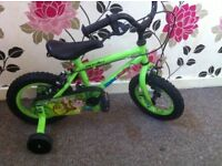 Marvin the monkey Apollo bike good condition clean hardly used