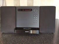 Sony HCD-LX40i iPod docking station