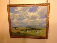 J Murray Thomson oil painting