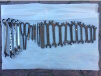 Spanners... bits and bobs - price is for everything in the photo