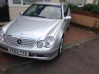 Mercedes C220 CDI Coupe - low mileage huge spec!!