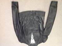 "Ladies ""Ted baker"" leather jacket"