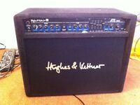 Hughes and Kettner ATS MKll 100w Amplifier (tube/valve rare model)