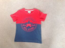 Converse boys t-shirt age 5-6 years