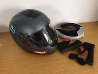 Medium size motorcycle helmet