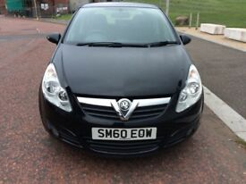 Vauxhall corsa energy 5 Door 92000 miles 7 stamps 2 owners mot Oct 18 60 plate ,