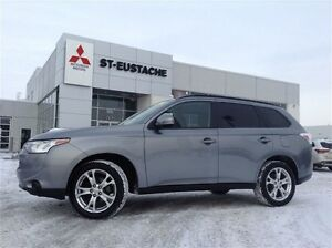 2014 Mitsubishi Outlander SE  **6 CYL** 7 PASSAGER**TOIT OUVRANT