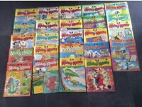 192 Vintage Mickey Mouse Comics 17.9.77 - 29.11.80