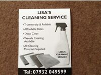 Lisa's Cleaning Service