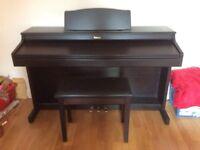 Roland HP3e digital piano
