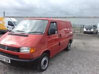 Vw t4 transporter 2.5 diesel no vat low miles rare 113000 miles 12 months mot 1 owner