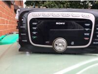 Ford cd MP3 stranded stereo vgc need code of net